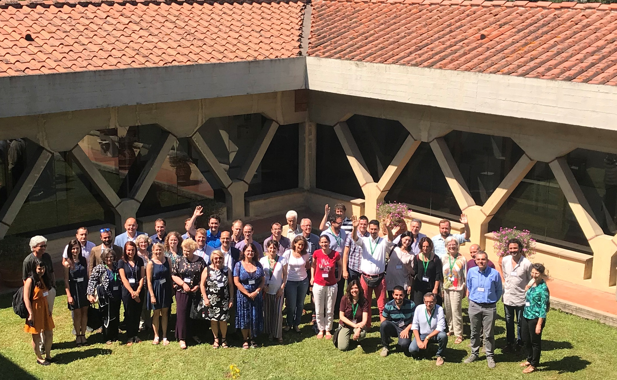 Kick-off meeting of the H2020 project EXCALIBUR (On 19-21 June 2019)